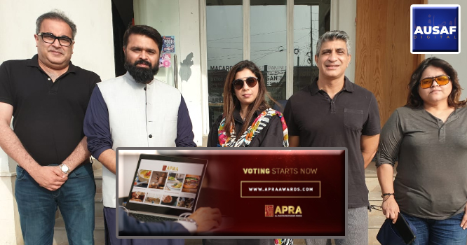 All Pakistan Restaurant Association (APRA) Awards Announce Nominees for 2019